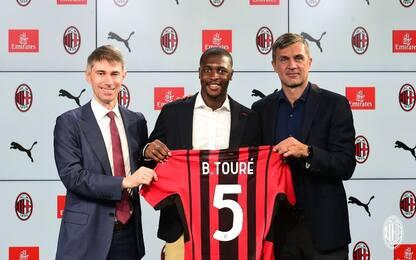 Milan, ufficiale l'acquisto di Ballo-Touré
