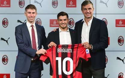 Milan, ufficiale il ritorno di Brahim Diaz