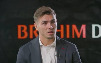 """Brahim Diaz: """"La 10 sarà una motivazione in più"""""""
