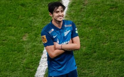 La Roma vuole Azmoun: primi contatti con lo Zenit