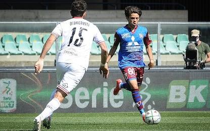 Juve e Inter su Samuele Vignato, classe 2004