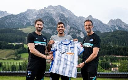 Niente Italia per Jovetic: ha firmato con l'Hertha