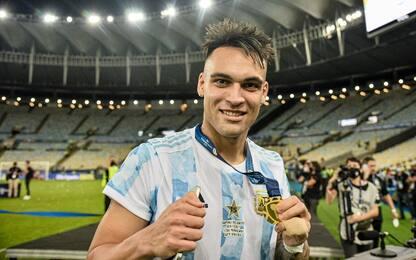Inter, non si esclude la cessione di Lautaro