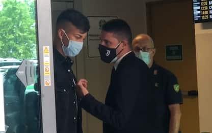 Kaio Jorge è a Torino: ora visite mediche e firma
