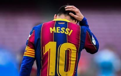 Clamoroso: Messi non ha rinnovato con il Barça