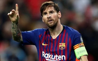 E ora il PSG sogna: contatti per il colpo Messi