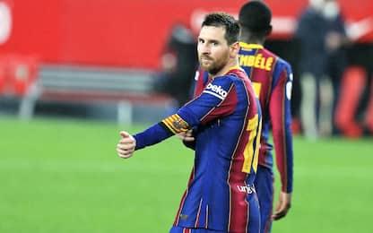 Perché Messi non ha potuto rinnovare col Barça