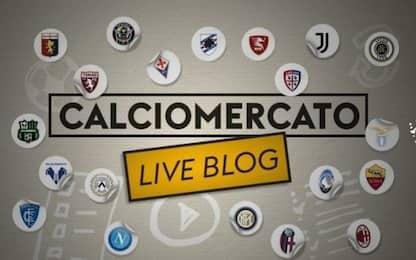 Calciomercato, news e trattative del 5 agosto
