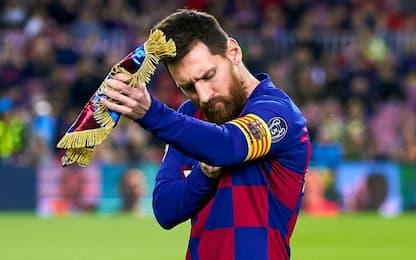 Scioccato, avrei voluto Messi al Barça a vita
