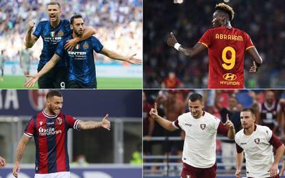 Nuovi acquisti già in 'palla': 5 subito in gol