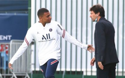 "Leonardo: ""Non vedo un PSG senza Mbappé"""