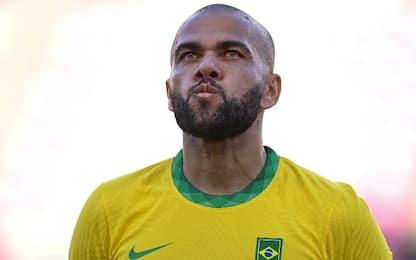 Dani Alves senza squadra: il Flamengo ci pensa