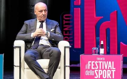 """Marotta: """"Barella e Lautaro rinnoveranno presto"""""""