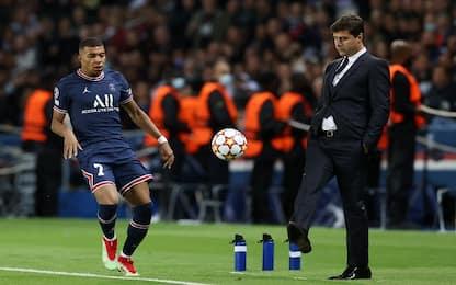"""Pochettino: """"Faremo di tutto per tenere Mbappé"""""""