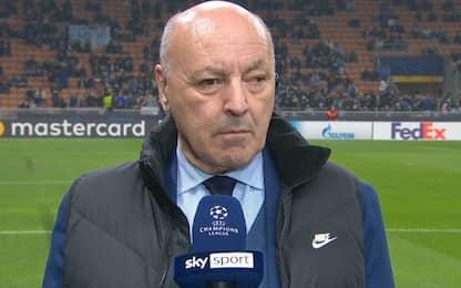"""Marotta: """"Brozovic vuole restare, rinnovo si farà"""""""