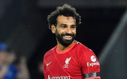 """Salah: """"Vorrei restare al Liverpool a vita"""""""