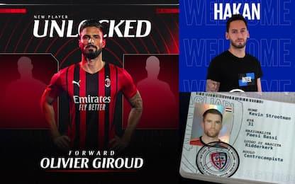 Serie A, tutti gli acquisti ufficiali (finora)