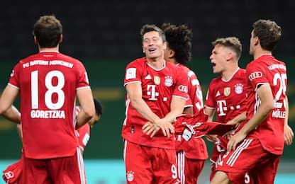 Rose più preziose in Bundes: Bayern quasi 900 mln!