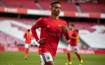 Pedrinho of Benfica during the men´s Liga NOS game between Benfica and Boavista at Luz Stadium, Lisbon, Portugal  (Photo by Isabel Silva /SPP/Sipa USA)