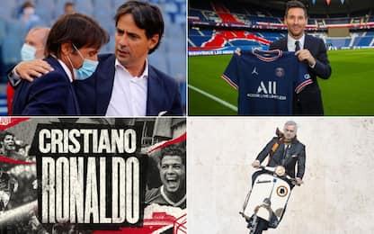 Da Messi a Mou: il mercato dei colpi di scena