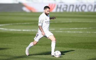 Spanish football La Liga match - Real Madrid and Valencia CF
