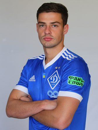Aleksandar Pantic Dynamo Kiev 2017/18
