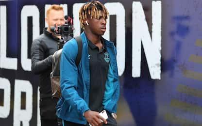 Kean va al Psg, ufficiale il prestito dall'Everton