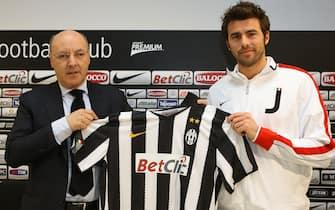 Juventus - Presentazione del nuovo acquisto Andrea Barzagli  Juv