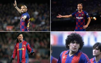 Non solo Vidal, quando la A compra dal Barcellona