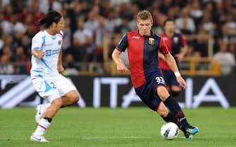 Genoa vs Catania