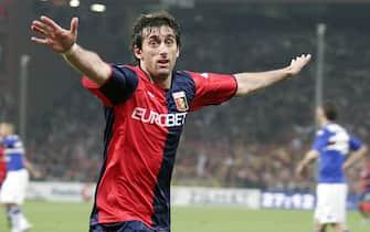 Genoa vs Sampdoria Campionato Tim Serie A 2008 2009