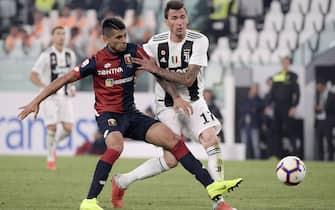 Juventus vs Genoa - Serie A 2018/2019