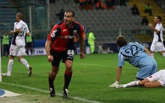 Genoa vs  Cagliari Campionato Tim Serie A 2008 2009