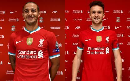 Thiago+Jota, tutti i colpi più cari del Liverpool