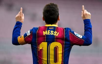 Messi lascia il Barça dopo 21 anni: la sua storia