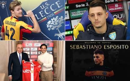 Serie B, gli acquisti e le cessioni di gennaio