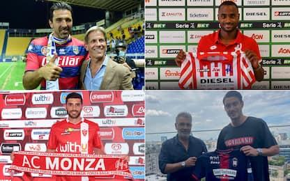 Serie B, tutti gli acquisti e le cessioni (finora)