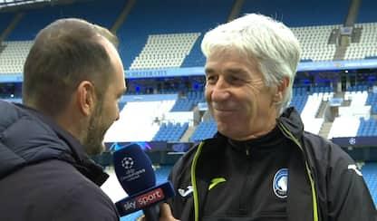 """Gasperini: """"Guardiola? Dopo l'Inter mi ha aiutato"""""""