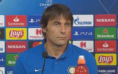 """Conte: """"Match importante ma non è una finale"""""""