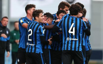 Grande Atalanta in Youth League: battuto il City