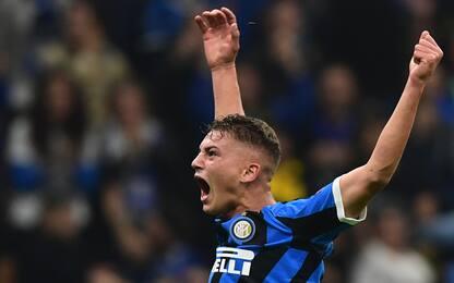 Inter, per Esposito debutto in Champions da sogno