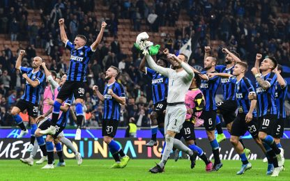 Lautaro-Candreva, l'Inter spegne il Dortmund