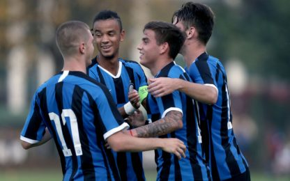 Youth League, l'Inter fa 3 su 3: 4-1 al Dortmund