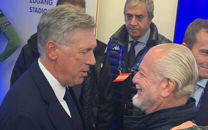 """Ancelotti: """"Sapevo che l'avrebbe decisa Insigne"""""""