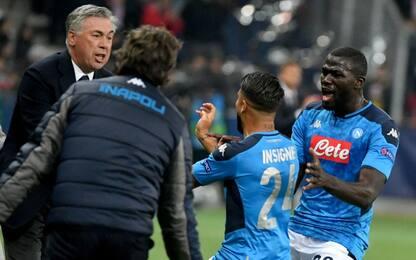 """Insigne: """"Ancelotti grande allenatore, lo stimo"""""""