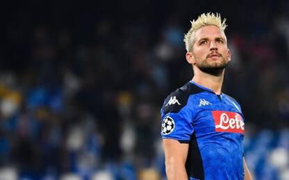 Salisburgo-Napoli 0-0 LIVE