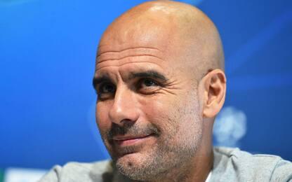 """Guardiola: """"Vogliamo qualificarci a San Siro"""""""