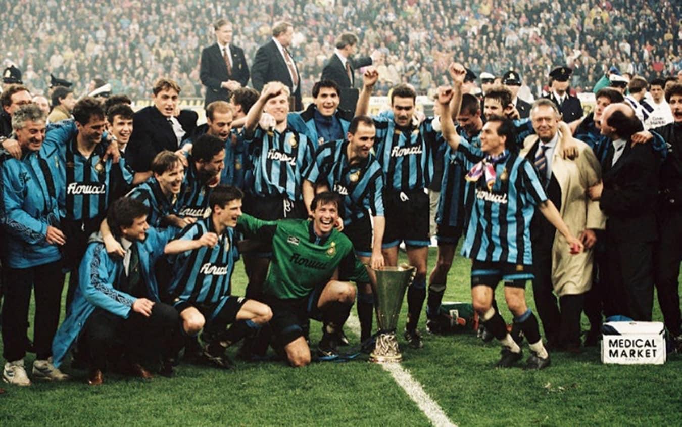 Inter, Coppa Uefa 1993-94