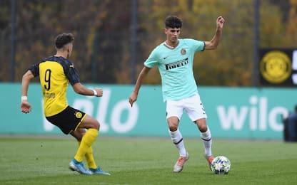Primo ko in Youth League per l'Inter: 2-1 Borussia