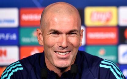 """Zidane: """"Mbappé sogna di giocare nel Real"""""""